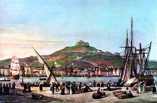 Los puertos: el abrigo de los buques (I)