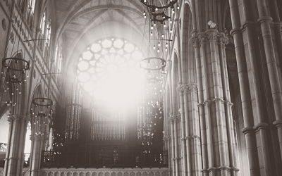 El gótico y la luz del mundo