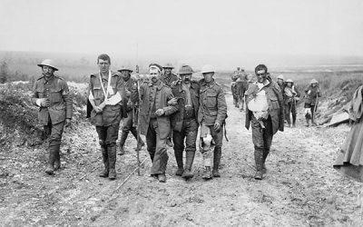 La muerte en la Primera Guerra Mundial