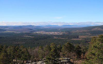 La Real Fábrica de Betunes de Quintanar de la Sierra