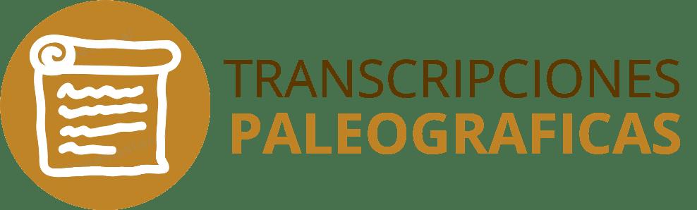 Transcripciones Paleográficas | Investigaciones Genealógicas